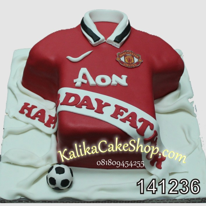 Kue Ulang Tahun Maanchester United
