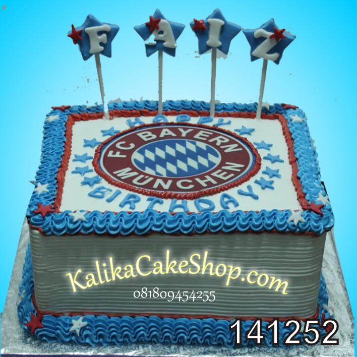 Kue Ulang Tahun Munchen Bayern