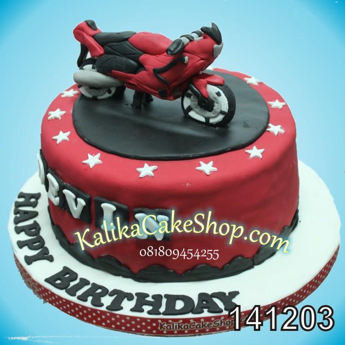 Kue Ulang Tahun Ninja