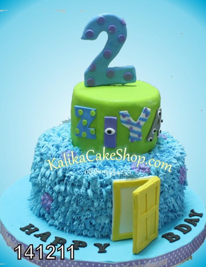 Kue Ulang Tahun ZIYA