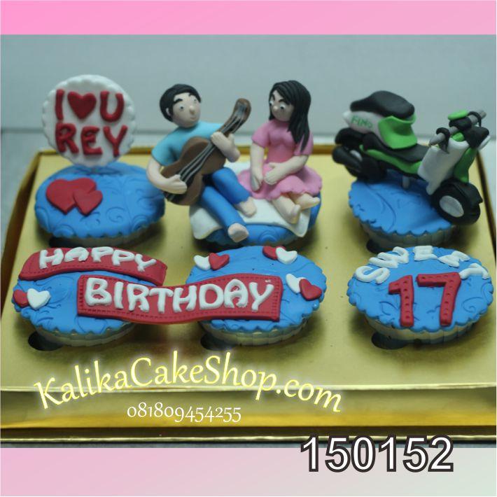 Cup Cake set ^ I love U