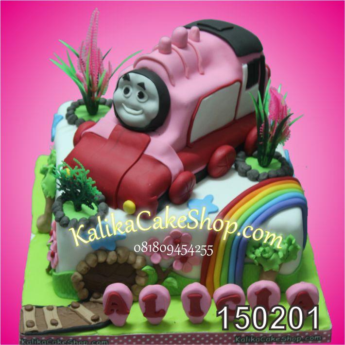 Kue Ulang Tahun Alicia