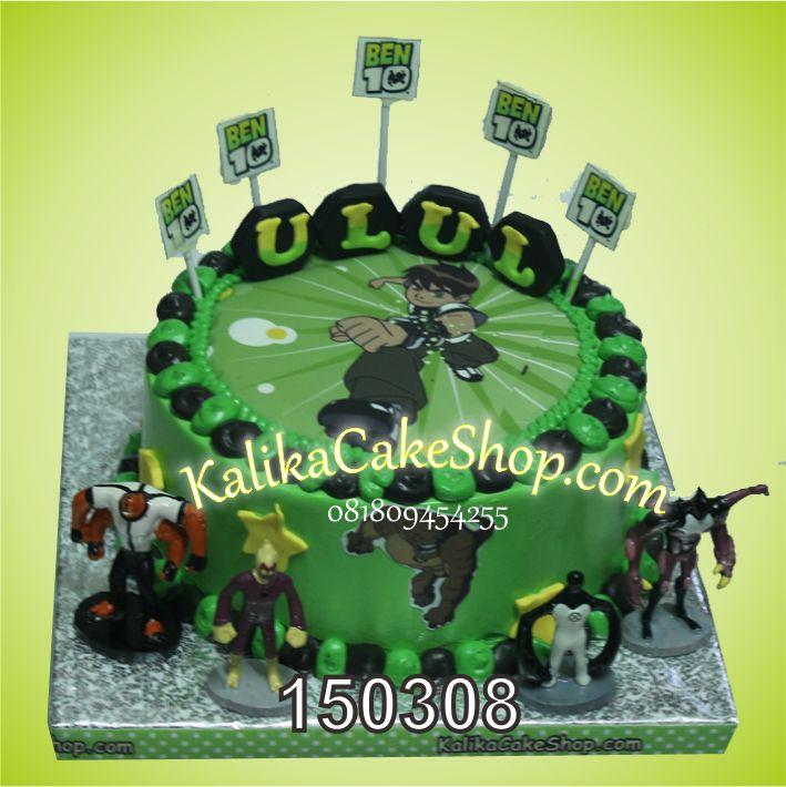Kue Ulang Tahun Ben 10 Ulul