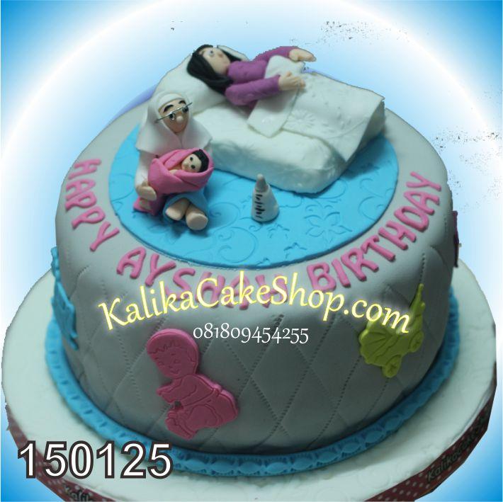 Kue Ulang Tahun Bidan