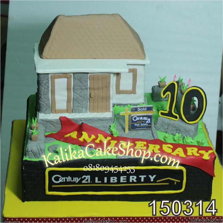 Kue Ulang Tahun Century 21