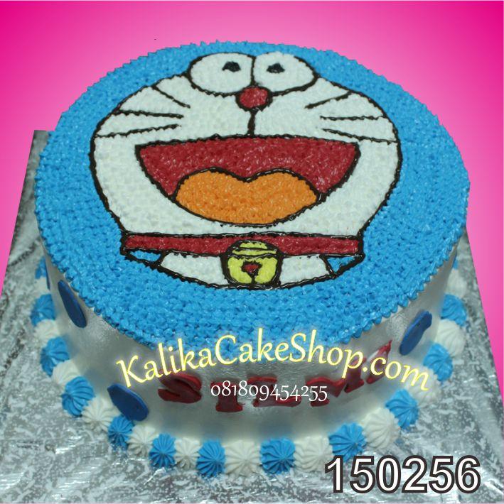 Kue Ulang Tahun Doraemon Silmi