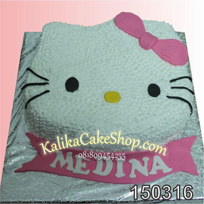 Kue Ulang Tahun Hello Kitty Medina