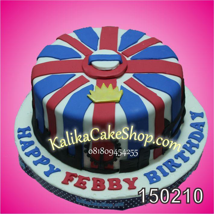 Kue Ulang Tahun London Febby