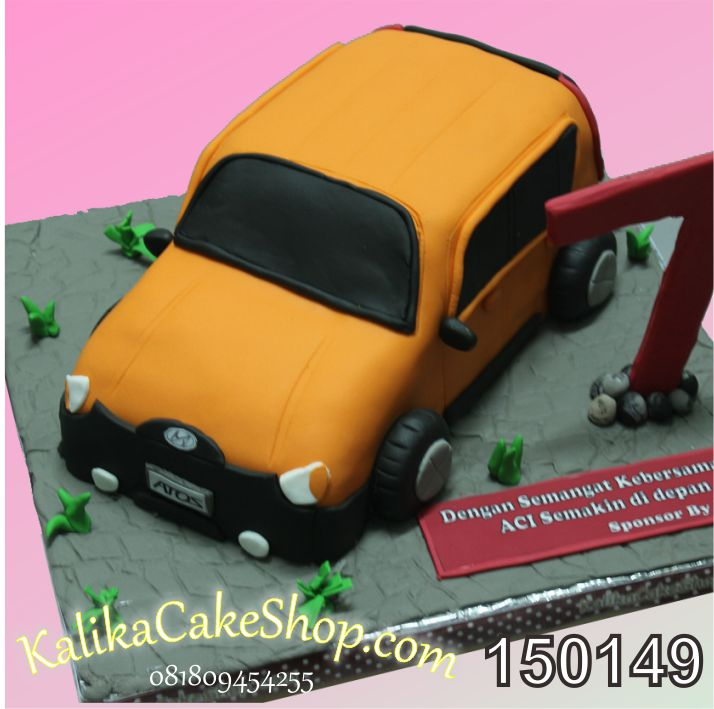 Kue Ulang Tahun Mobil Atoz
