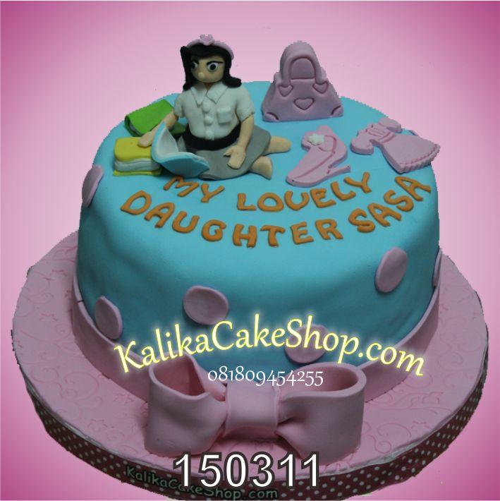 Kue Ulang Tahun Sasa