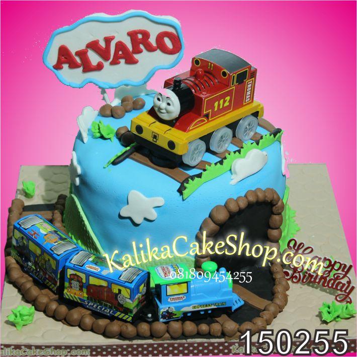 Kue Ulang Tahun Thomas Alvaro