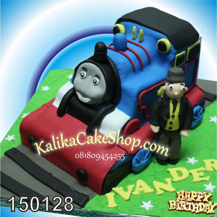 Kue Ulang Tahun Thomas Evander