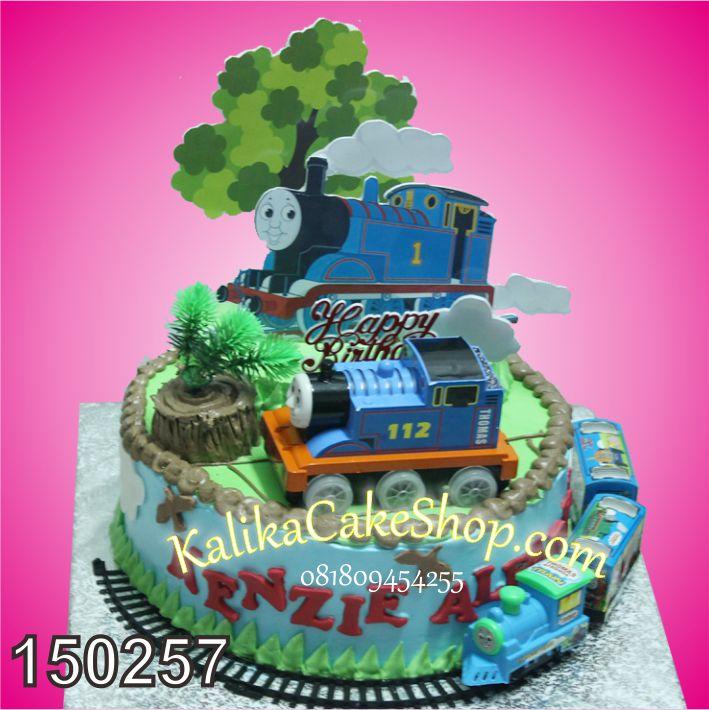 Kue Ulang Tahun Thomas Kenzie