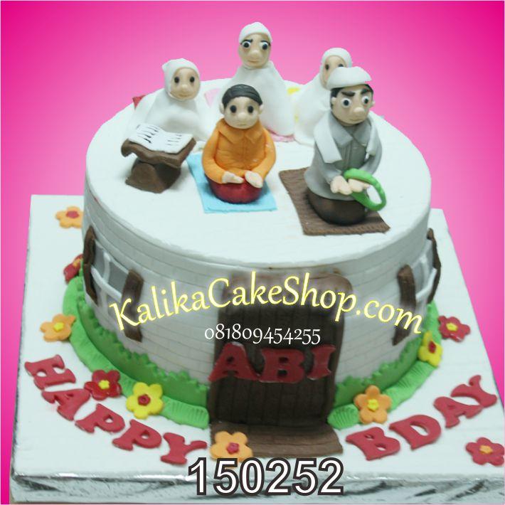 Kue Ulang Tahun sholat Family