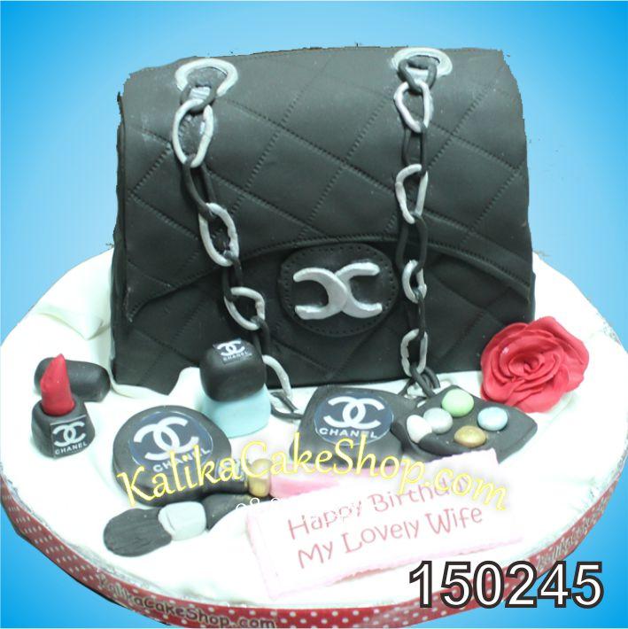 Kue Ulang tahun Chanel Bag