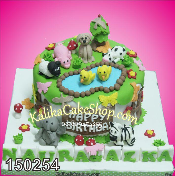 Kue Ulang tahun Farm