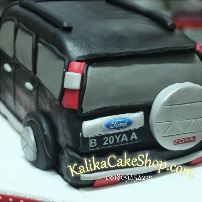 Kue Ulang Tahun Ford Everest 2