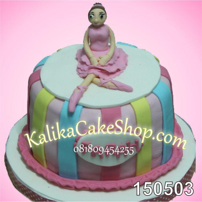 Kue Ulang Tahun Balet Farah