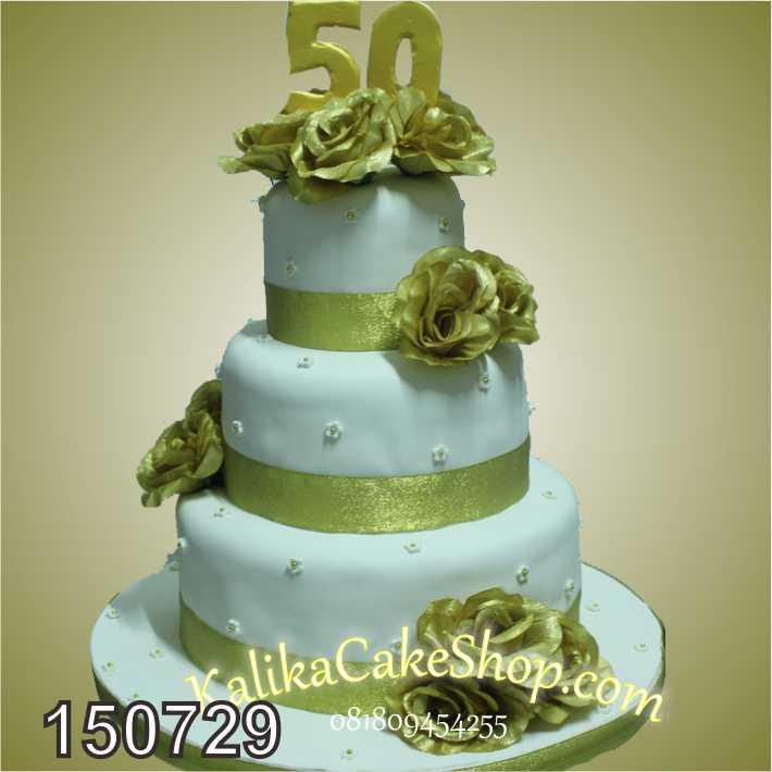 Anniversary 50 Gold