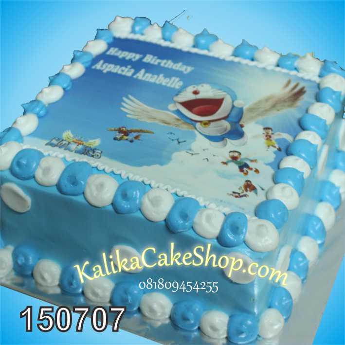 Edible Photo Doraemon