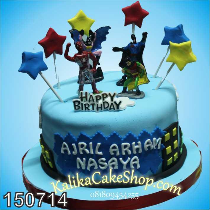 Kue Ulang Tahun Batman
