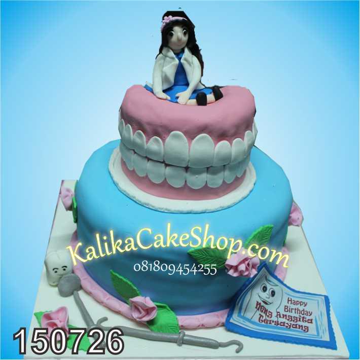 Kue Ulang Tahun Gigi