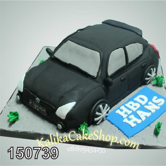 Kue Ulang Tahun Suzuki Swiff 1
