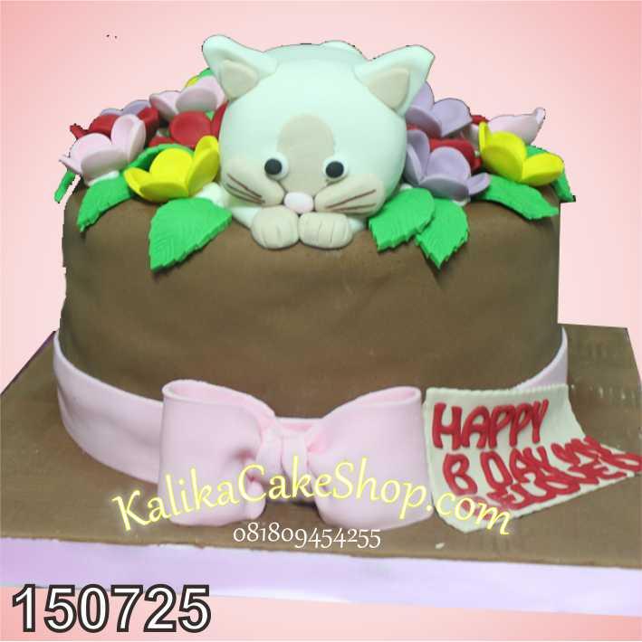 Kue Ulang Tahun Kucing Kue Ulang Tahun Bandung
