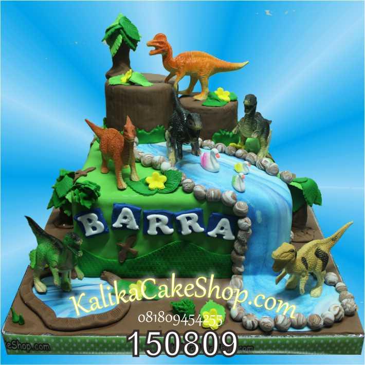 Kue Ulang Tahun Dino Barra