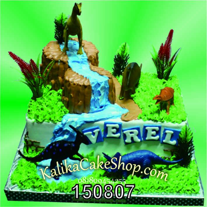 Kue Ulang Tahun Dino Verel