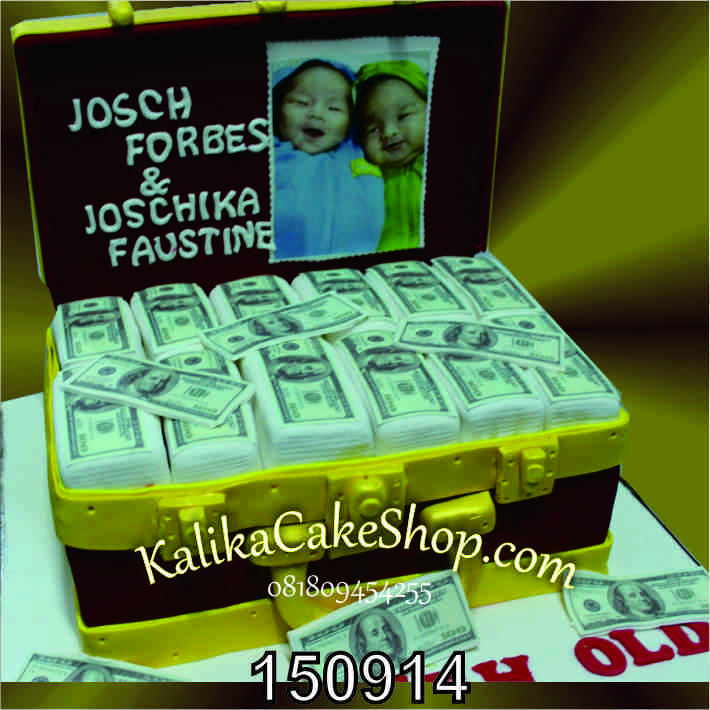 Kue Ulang Tahun Josch dan Joschika