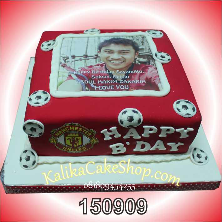 Kue Ulang Tahun MU Abdul