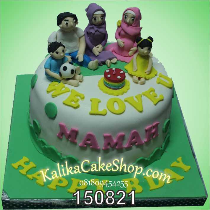 Kue Ulang Tahun Mamah