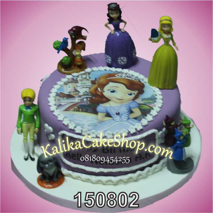 Kue Ulang Tahun Sofia Kelly