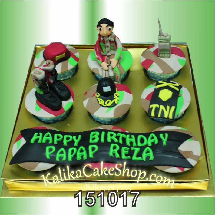 Kue Ulang Tahun Tentara Kue Ulang Tahun Bandung