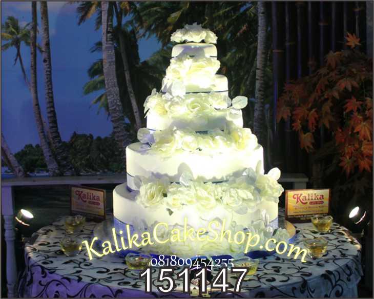 Kue ulangtahun wedding