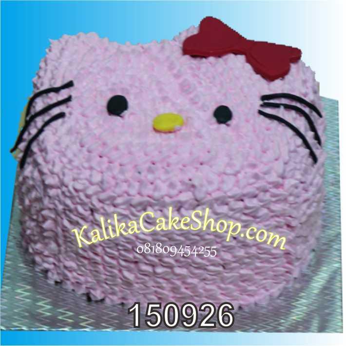 Kue Ulang Tahun Hellokitty Mini 16cm