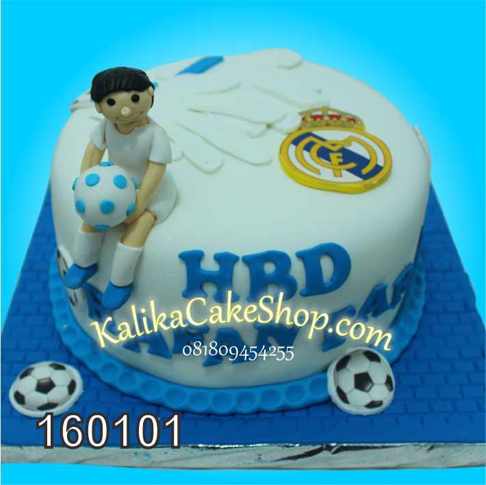 Realmadrid Cake