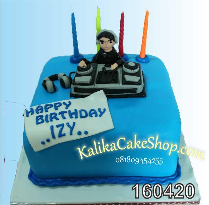 cake DJ izy