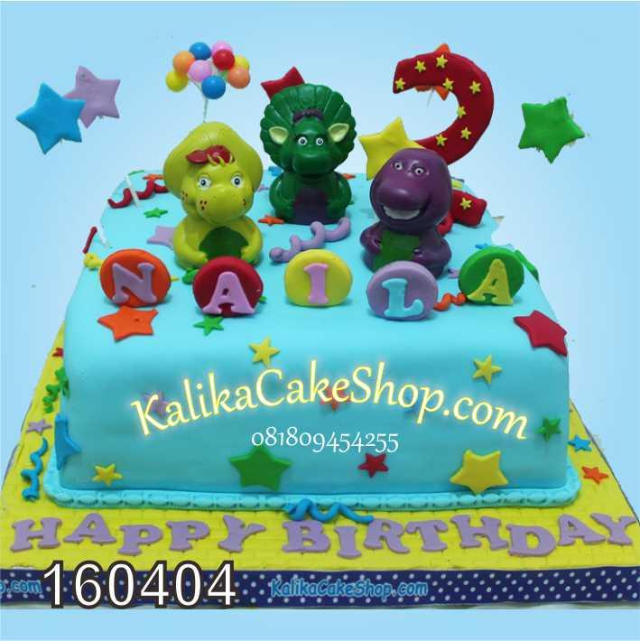 cake barney naila