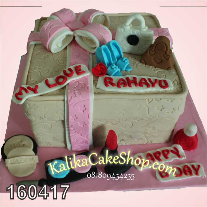 cake custom rahayu