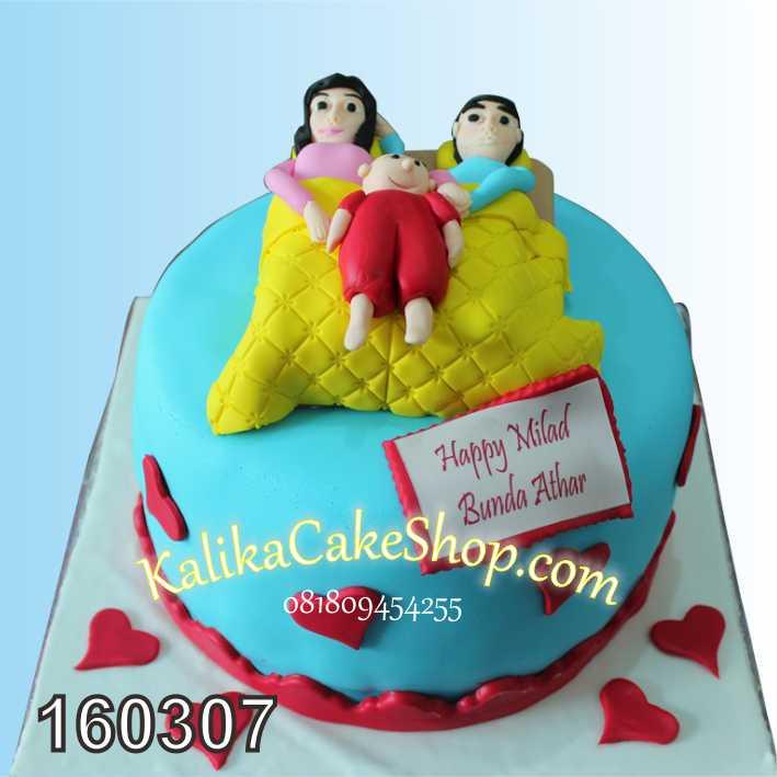 family cake bunda
