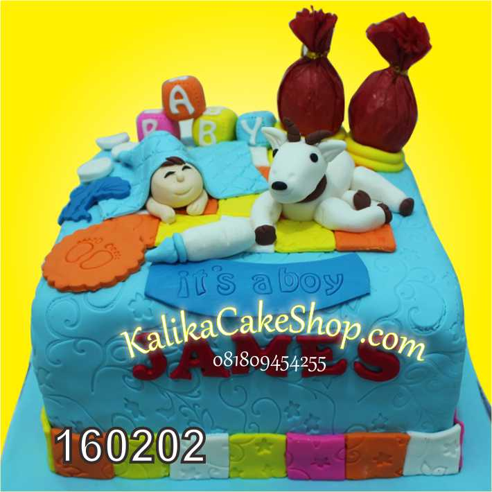 cake one moon james