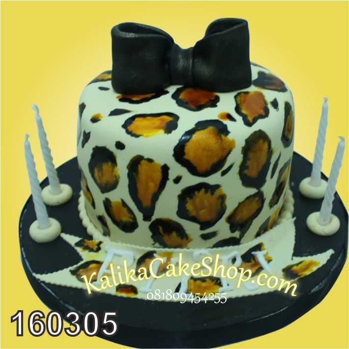 leopat birthday cake