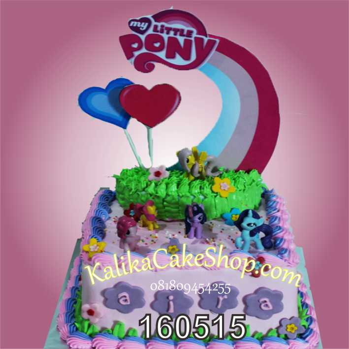 Cake Little pony Aira