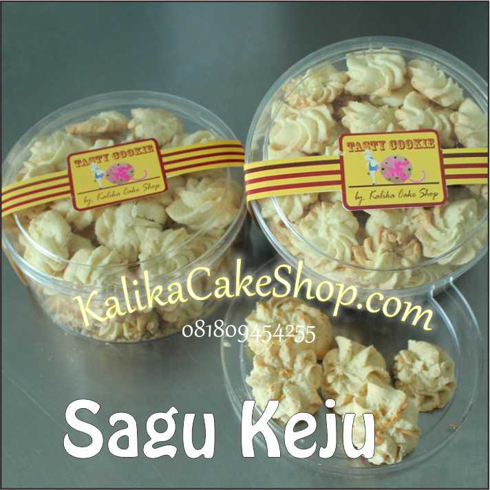 Sagu Keju