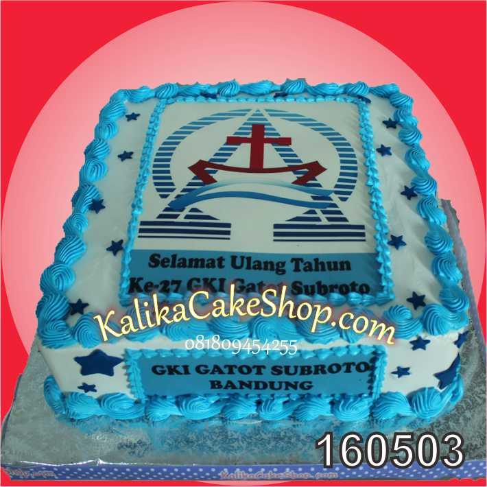 kue ulang tahun GKI Gatot subroto
