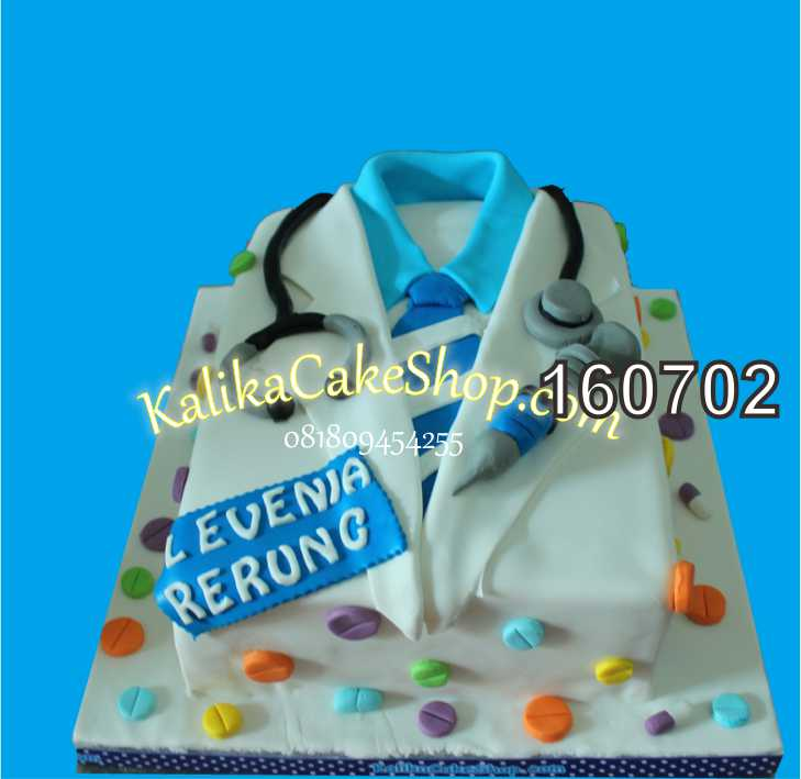 cake-baju-dokter-levenia