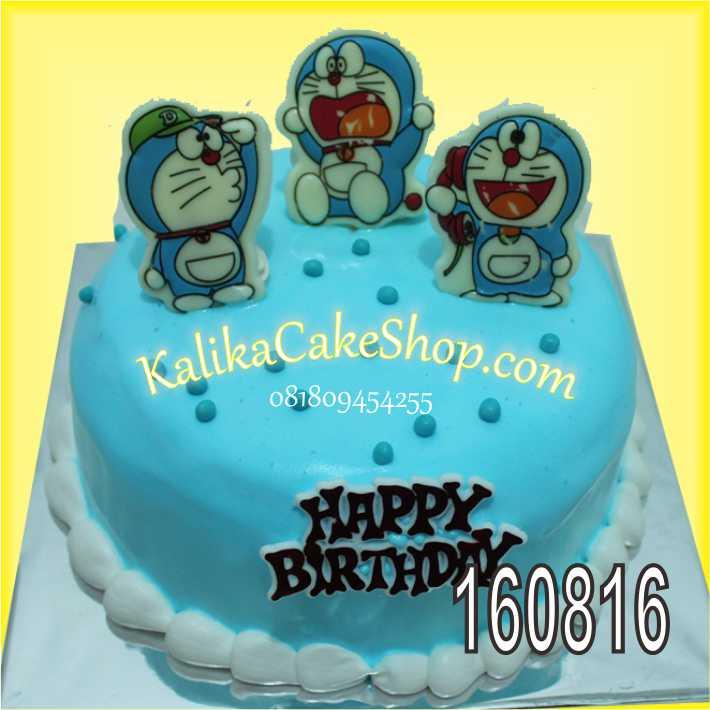cake-coklat-karakter-doraemon