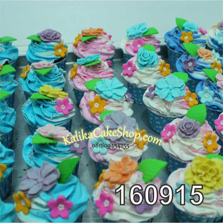 cup-cake-custom-bunga